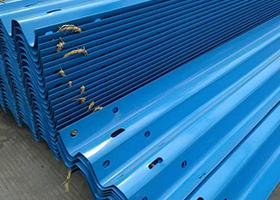 gr-c-4ec级波形梁护栏板_乡村波形护栏多少钱一米