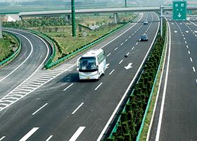 京台高速公路波形护栏安装施工京台高速公路改建