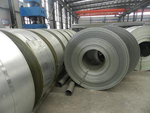 钢材价格开始上涨今日波形护栏专用带钢价格上涨