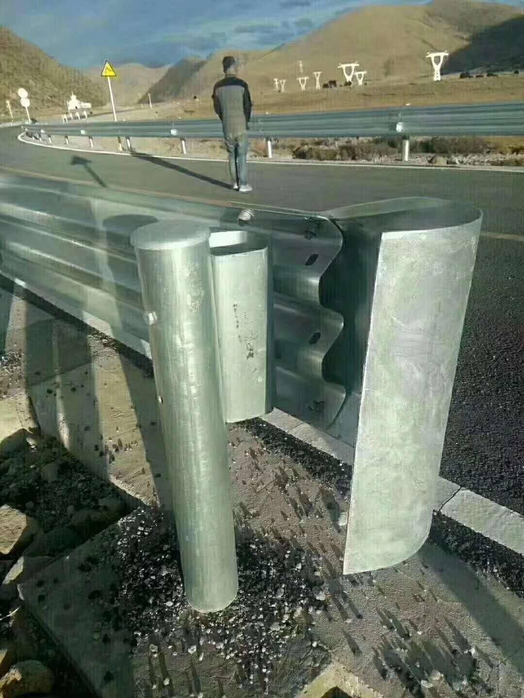 高速三波护栏镀锌板加工知识