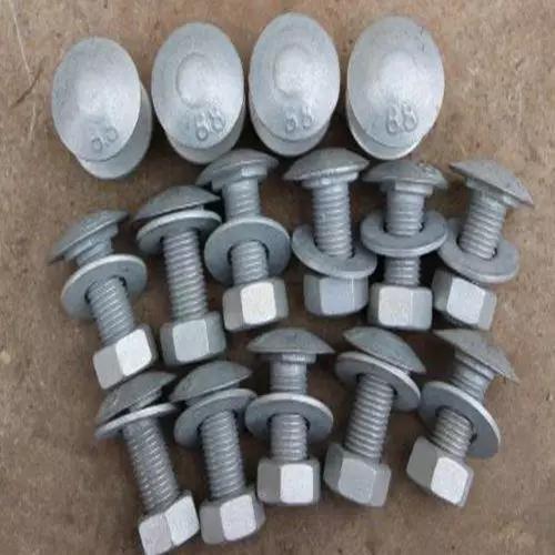 波形护栏的普通螺栓和防盗螺栓有什么不同之处?